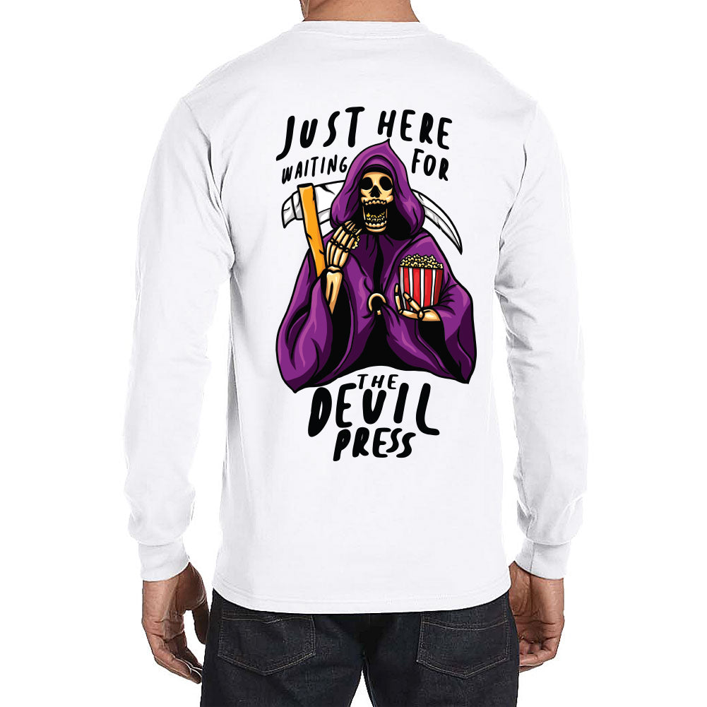 Devil Press Long Sleeve T-shirt