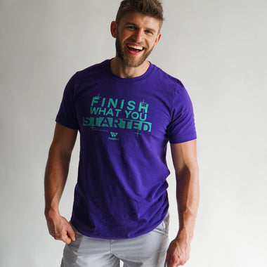 Finish What You Started T-shirt
