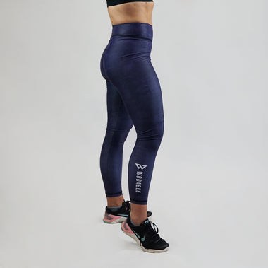 Form Leggings - Grape