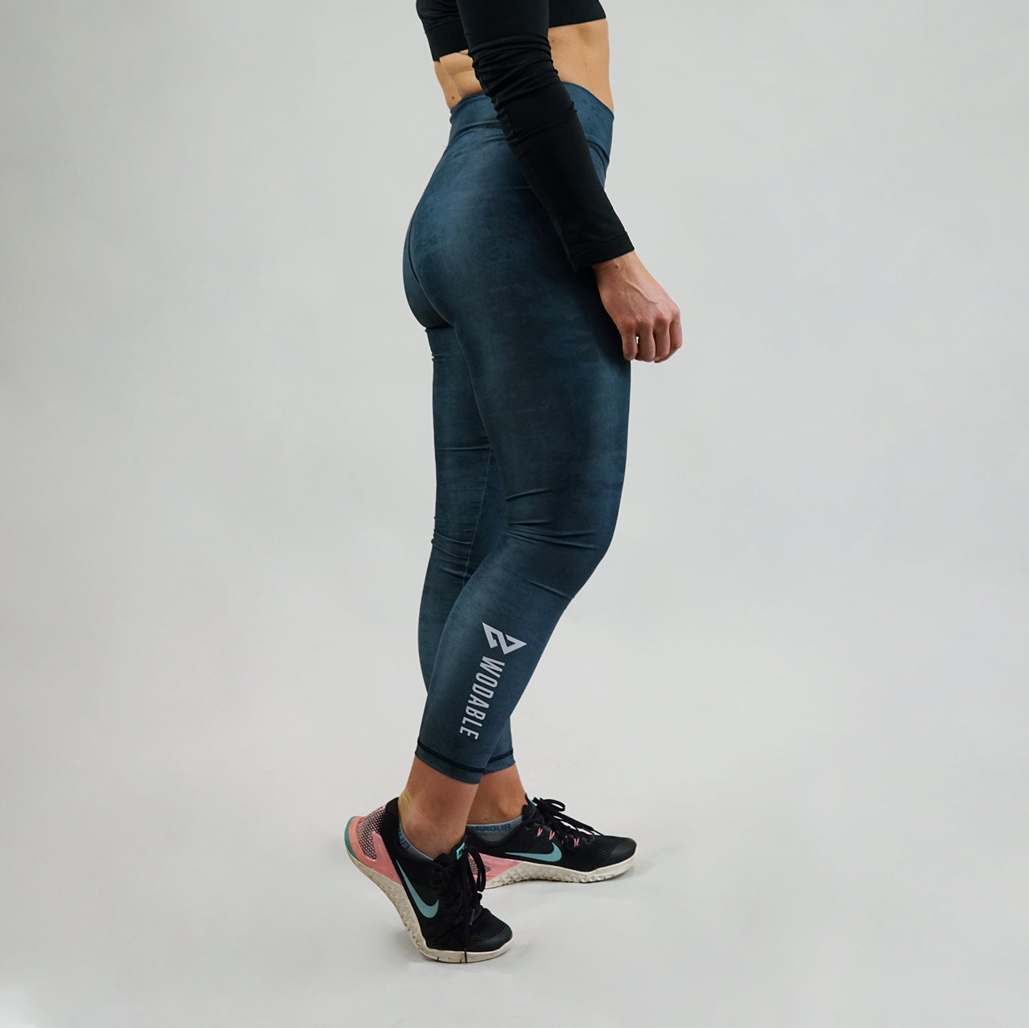 Form Leggings - Teal