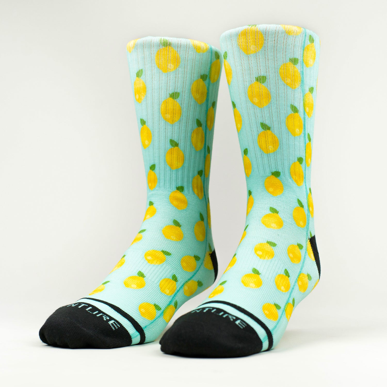 Lemon Zest Socks