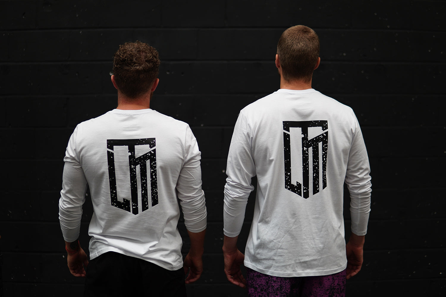 TLM Long Sleeve Logo T-Shirt