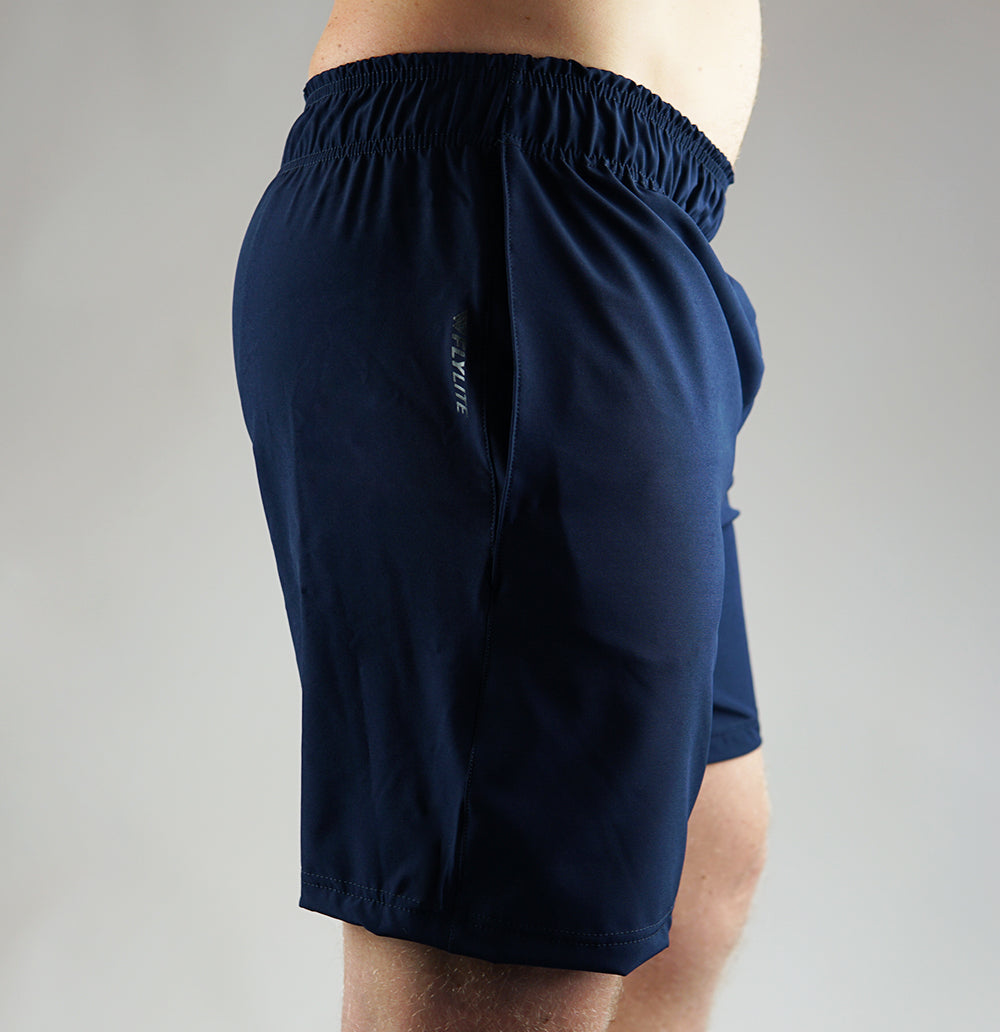 Flylite Shorts - Dark Navy