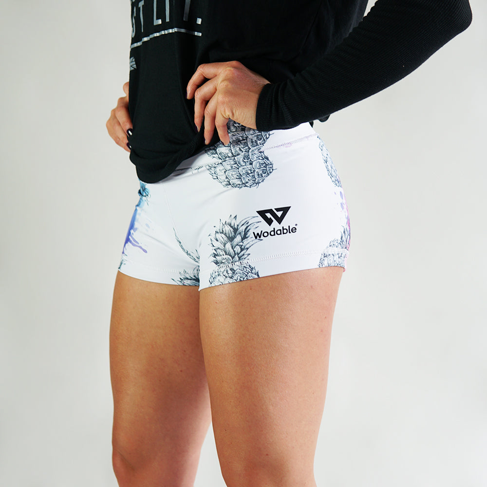 Punky Pineapple Shorts