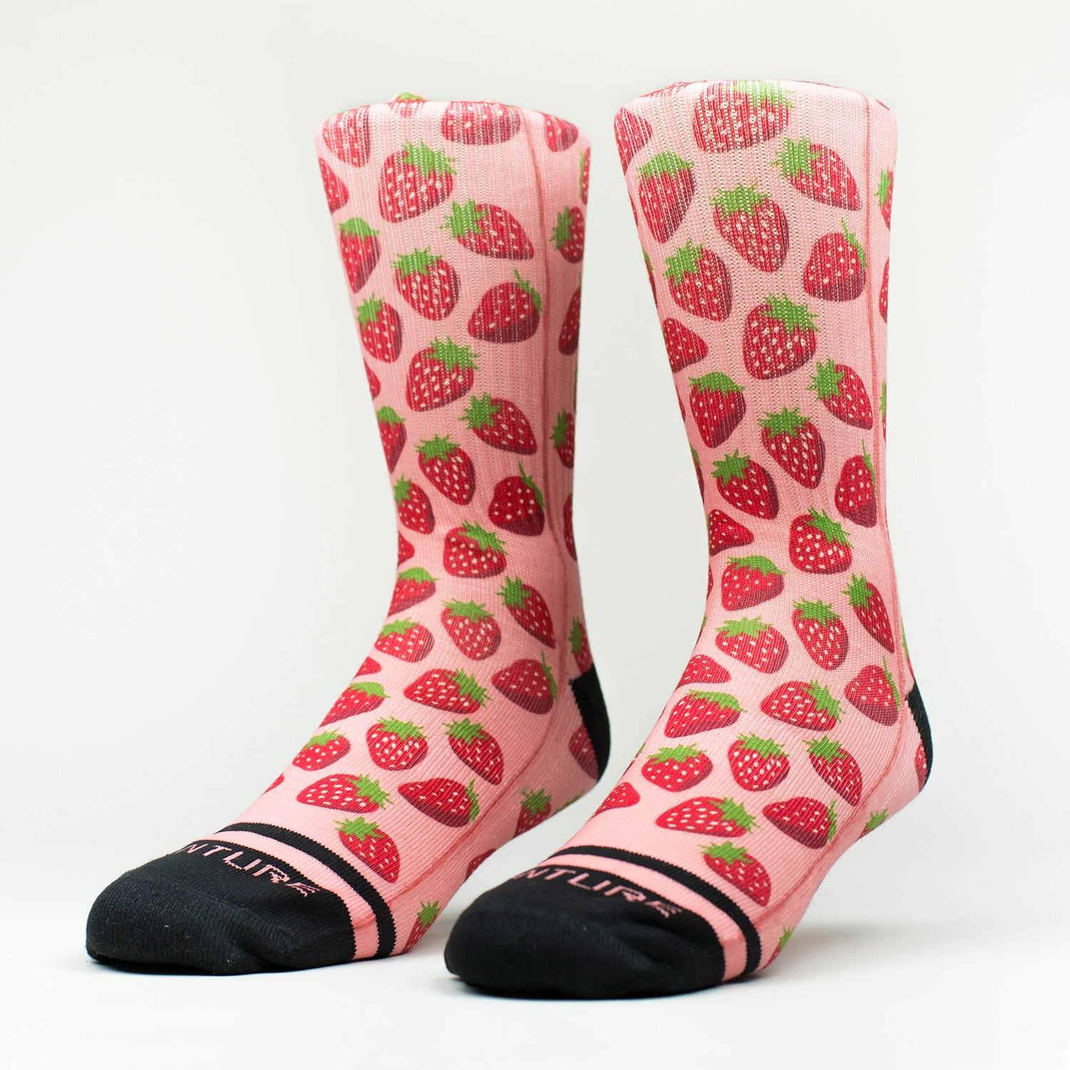 Strawberry Daiquiri Socks