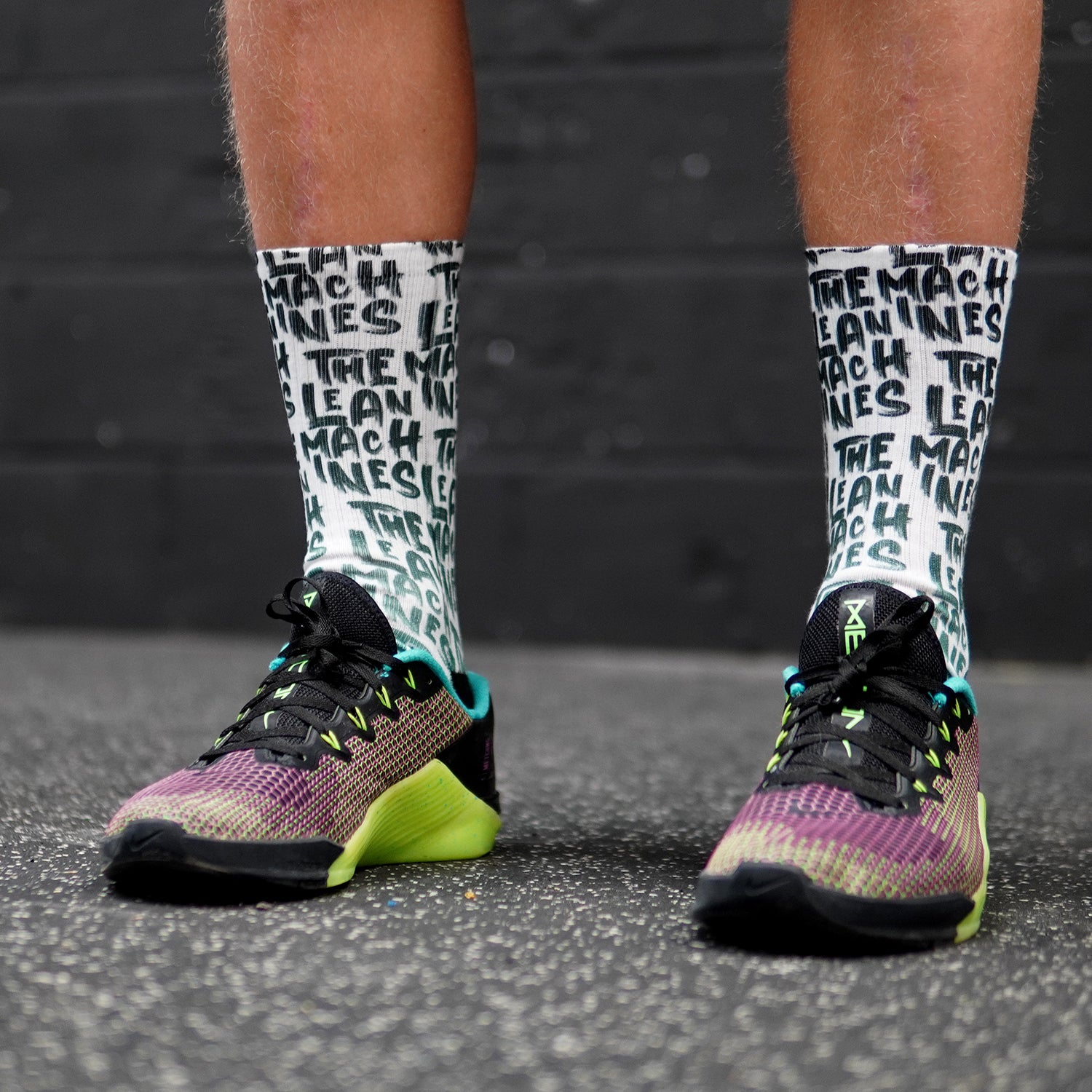 Lean Machines Socks