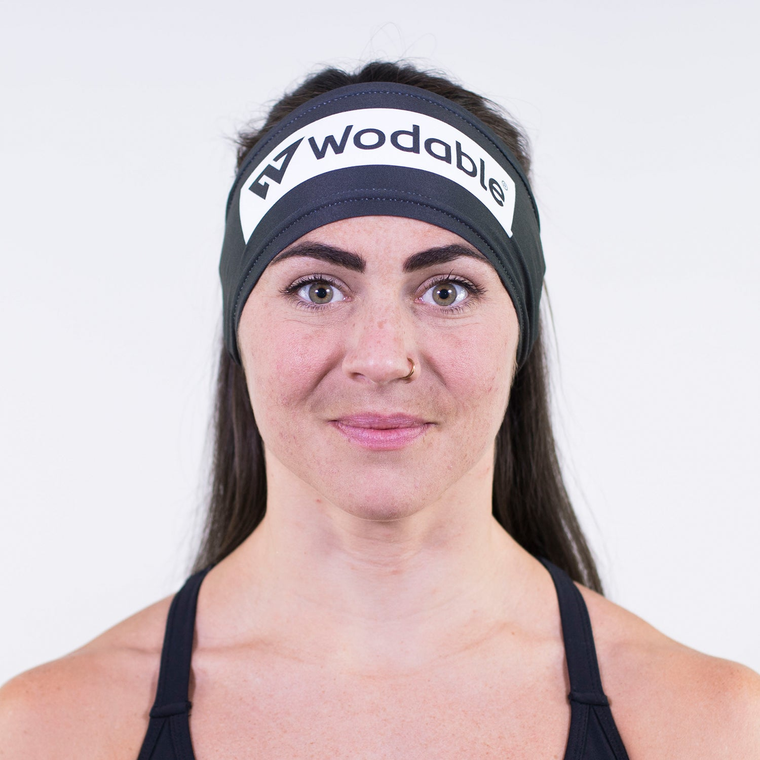 Wodable Black Headband