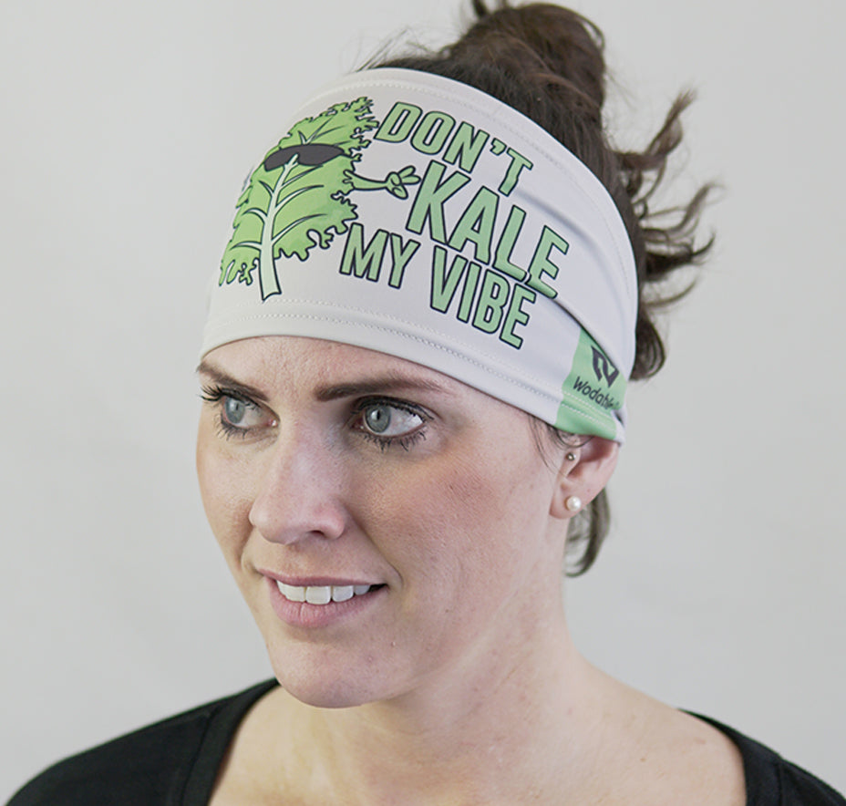 Don't Kale My Vibe Headband
