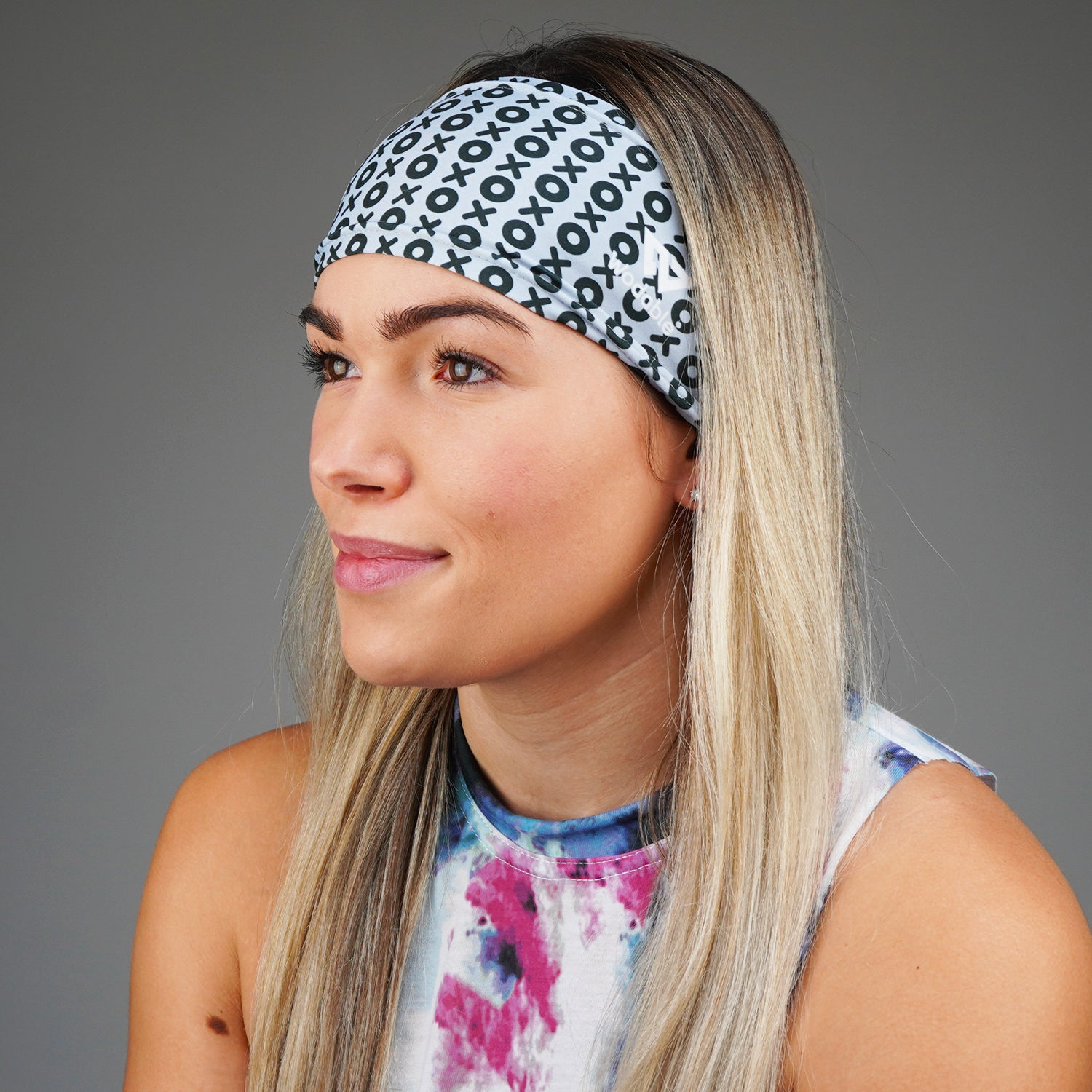 Naughts & Crosses Headband