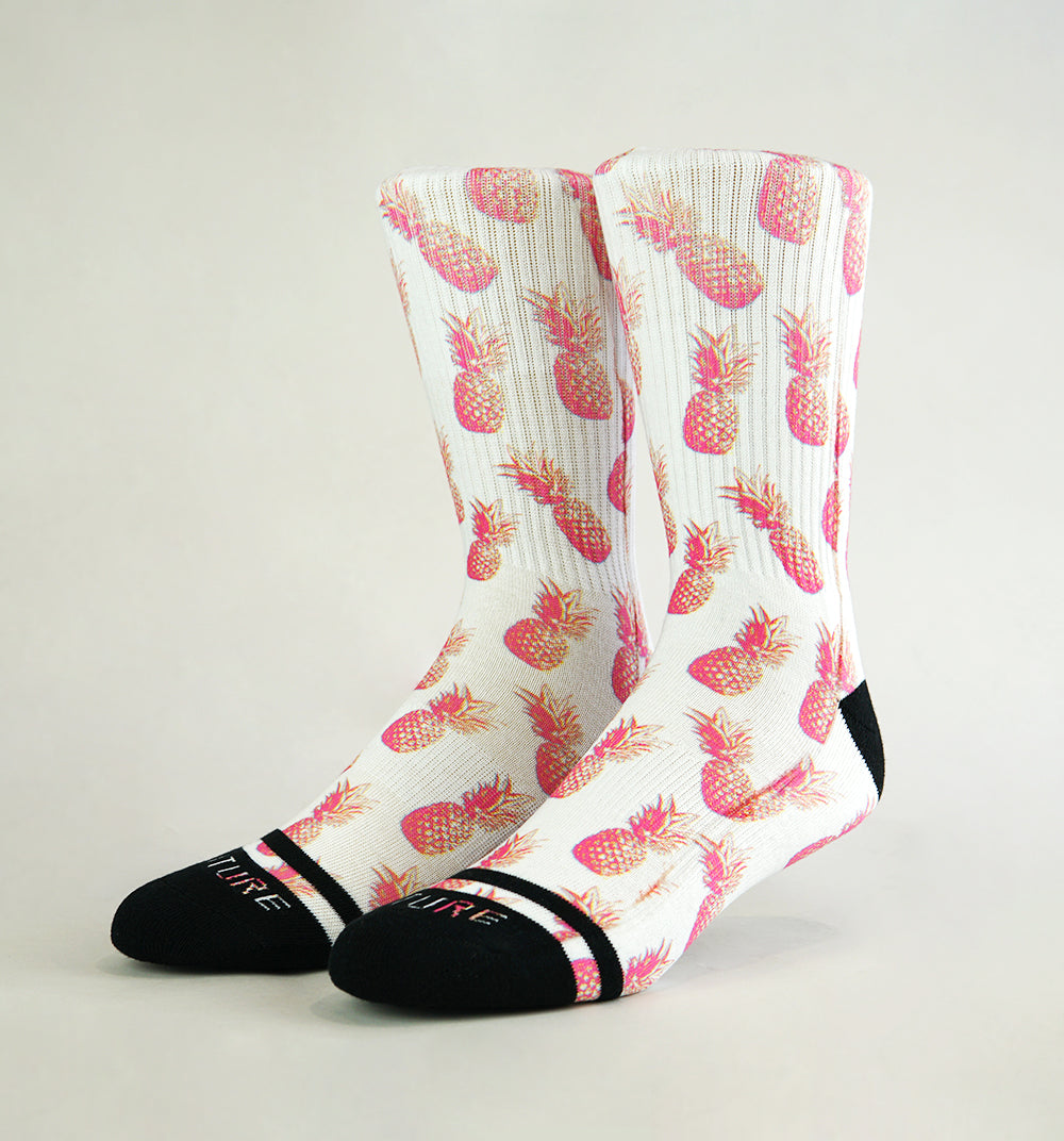 Venture Socks - Pineapple Express
