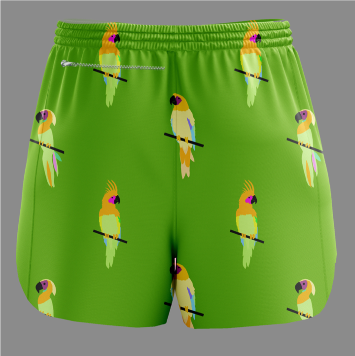 Happystride Who's-A-Pretty-Boy-Then shorts (men's)