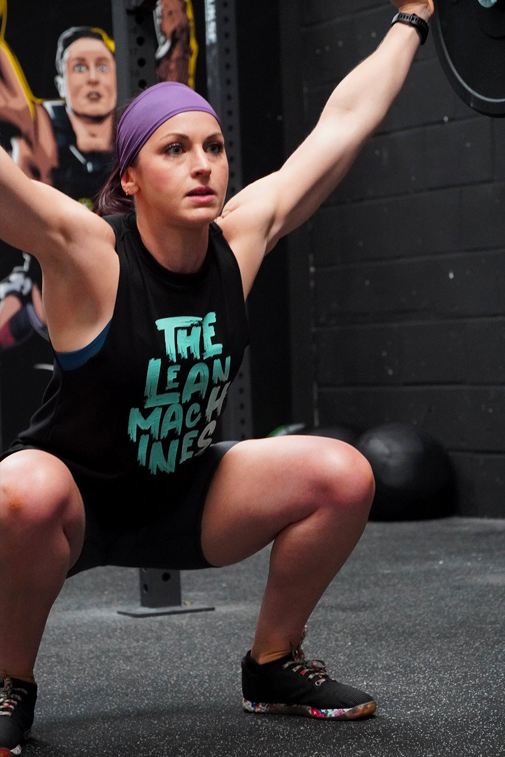 TLM Ladies Muscle Tank