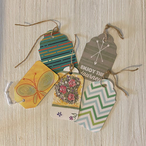 Gift Tags by Made With Heart