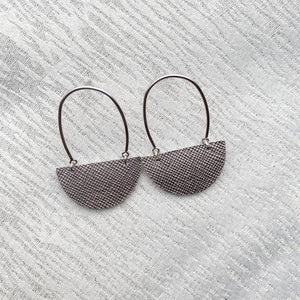 NEW! Demi Leather Earrings