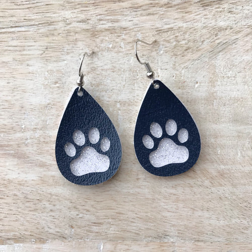 Tiger Pride Earrings