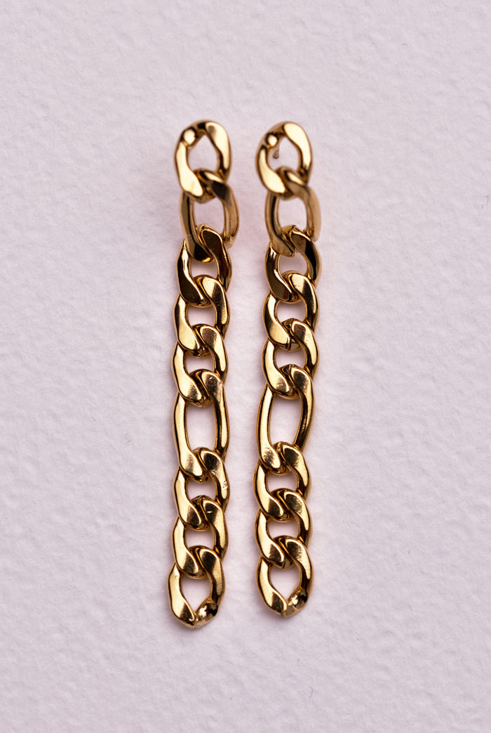 Bella Chain Earring