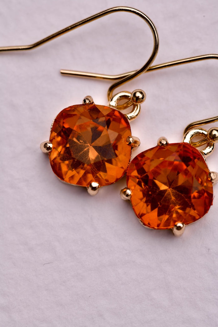 Brielle Earring - Topaz
