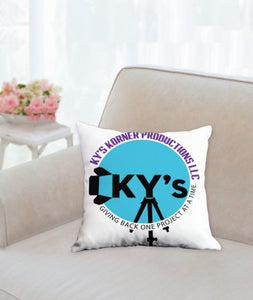 Logo Art Pillows