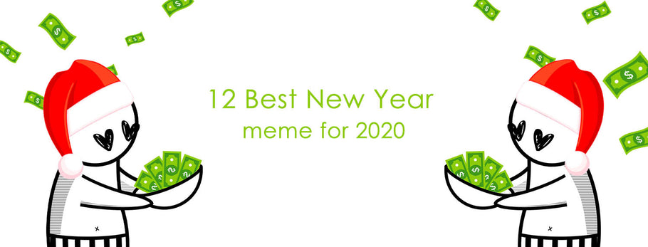 12 Best new year meme for 2020  😂