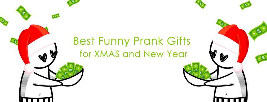 Best Funny Prank Gifts for Christmas and New Year