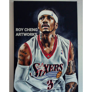 NBA All-Star Realistic Portrait Canva Paints (Special Edition)