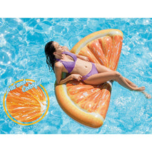 Load image into Gallery viewer, Giant Inflatable Kiwi 🍊 Pool Floats