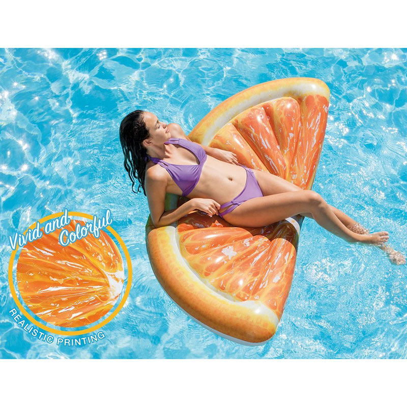 Giant Inflatable Kiwi 🍊 Pool Floats