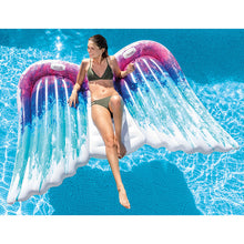 Load image into Gallery viewer, Giant Inflatable Angel Wings Pool floats 👼🏻🏖️
