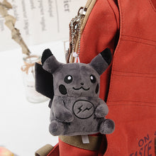 Load image into Gallery viewer, ThunderBolt Project Pikachu Pokémon Furry Doll Bag Charm