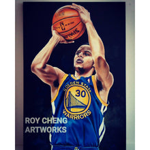 Load image into Gallery viewer, NBA All-Star Realistic Portrait Canva Paints (Special Edition)