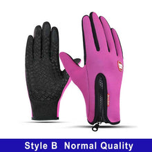 Load image into Gallery viewer, Warm Gloves Snow Ski Snowboard Gloves Motorcycle Riding Winter Touch Screen