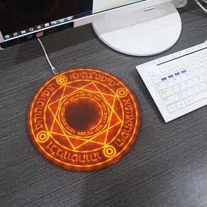 Cell Phone Magic Array Wireless Charger Pad