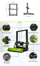 Load image into Gallery viewer, Tarantula Pro - The most Affordable 3D Printer