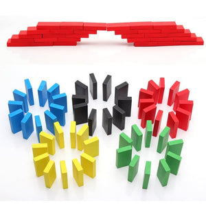 Domino Toys Children Wooden Toys