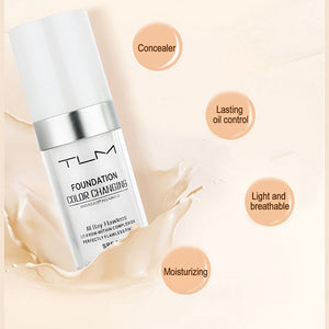TLM™ All Day Flawless Color Changing Foundation (30ml)