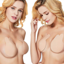 Load image into Gallery viewer, Silicone Adhesive Women Invisible Bras 1pc