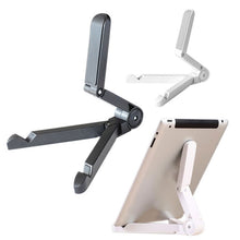 Load image into Gallery viewer, IPad Mini/Samsung Adjustable Tablet Stand Holder
