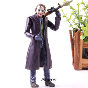 Hot Toy SHF Action Figure Joker The Dark Night PVC Collection Model Toys 15cm