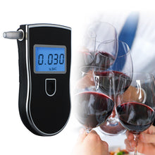 Load image into Gallery viewer, Portable Alcohol Detector Breathalyzer Gadgets