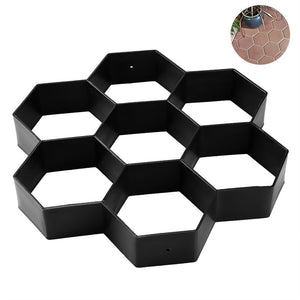 Hot Sale DIY Patio Walk Maker Stepping Stone Paver Mold