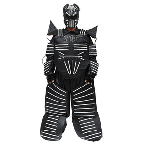 LED Robot Clothing Costume