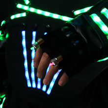 Load image into Gallery viewer, LED Robot Clothing Costume