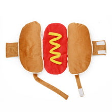 Load image into Gallery viewer, Funny Hotdog Cats Dogs Pet Costum