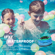 Load image into Gallery viewer, BassPal F013 Pro TWS Portable Bluetooth Speakers IPX7 Waterproof