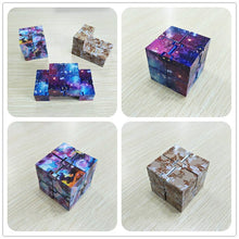 Load image into Gallery viewer, Infinity Cube Fidget Toy