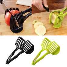 Load image into Gallery viewer, Plastic Potato Slicer Tomato Cutter Kitchen Accessories 🔪