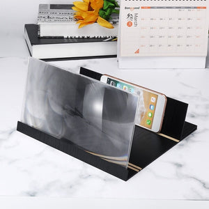 12 inch Thin Foldable Mobile Phone Amplifier Projector ️📽️
