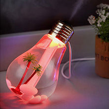 Load image into Gallery viewer, Lamp Air Humidifier Essential Oil Diffuser