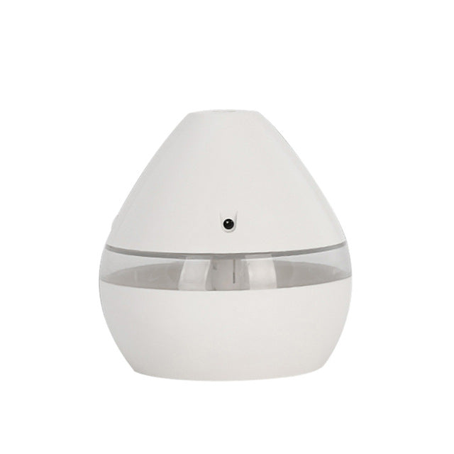 Air Essential Oil Diffuser LED Ultrasonic Humidifier Night Lamp