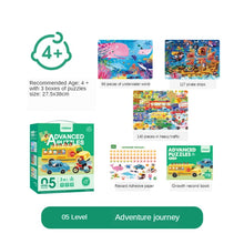 Load image into Gallery viewer, MiDeer Advanced Tangram Jigsaw Puzzles For Children Kids from 1.5Y+ to 7Y+